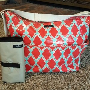Kate Spade Serena daycation diaper bag